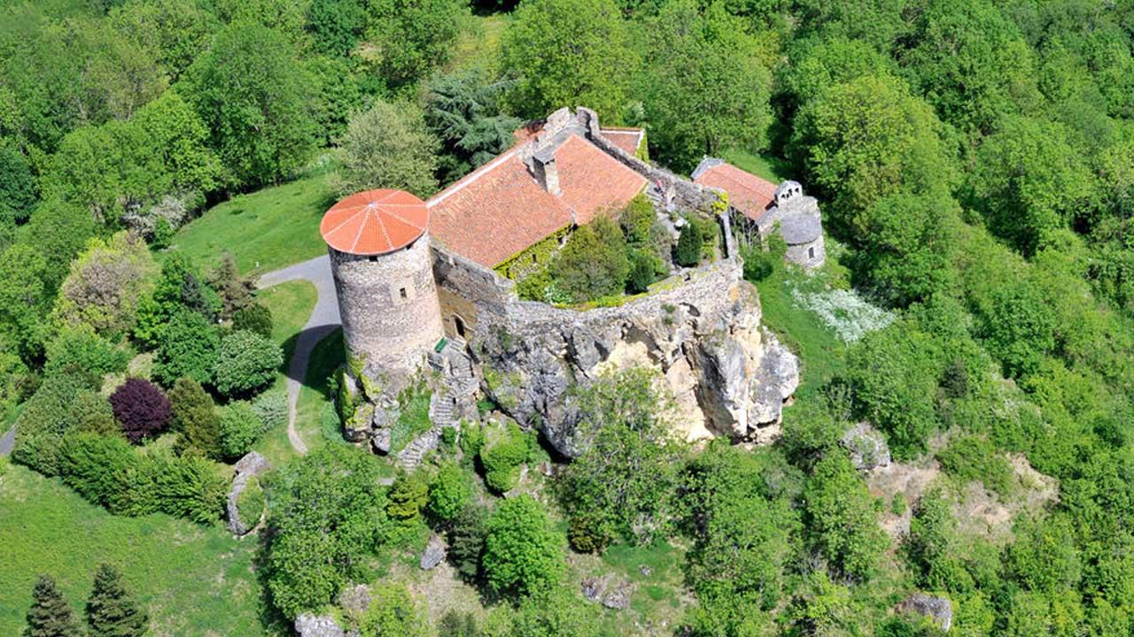Journées Européennes du Patrimoine 2018 - Route Historique des Châteaux d'Auvergne
